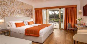 Foto camera dell'Hotel Shangri La