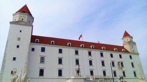 Foto del Castello di Bratislava