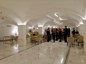 Foto dell'hotel in cui ha fatto lo stage Michela