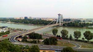 Foto del ponte SNP