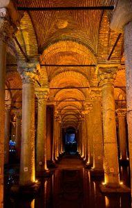 Foto della Cisterna Basilica
