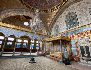 Foto dell'Harem Imperiale Ottomano