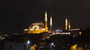 Foto della Moschea Blu