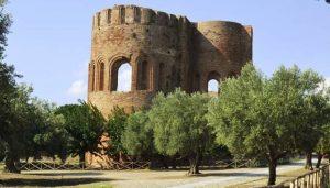 Foto del Parco Archeologico di Scolacium