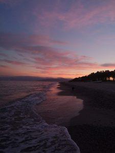 Foto della spiaggia di Simeri