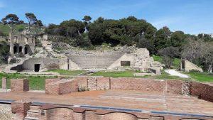 Foto del Parco Archeologico Pausilypon