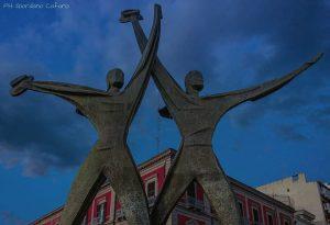 Foto del Monumento al Marinaio