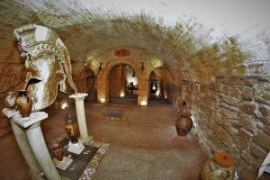 Foto del Museo Ipogeo Spartano