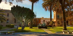 Prima foto del lungomare di Reggio Calabria
