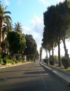 Seconda foto del lungomare di Reggio Calabria