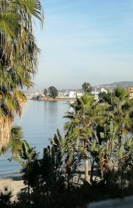 Terza foto del lungomare di Reggio Calabria