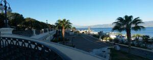 Quarta foto del lungomare di Reggio Calabria