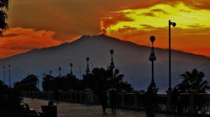 Quinta foto del lungomare di Reggio Calabria