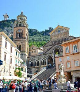 Foto del Duomo di Amalfi