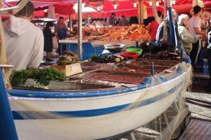 Foto della pescheria