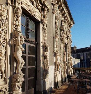 Foto del Palazzo Biscari