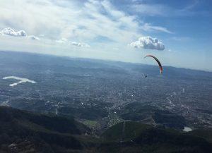 Foto del Monte Dajt