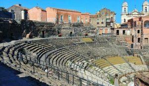 Foto del Teatro Romano e l'Odeon