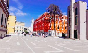 Foto del Teatro Nazionale di Tirana
