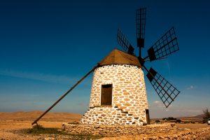 Foto del mulino a vento