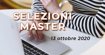 Selezioni Master UET Roma - 13 ottobre 2020