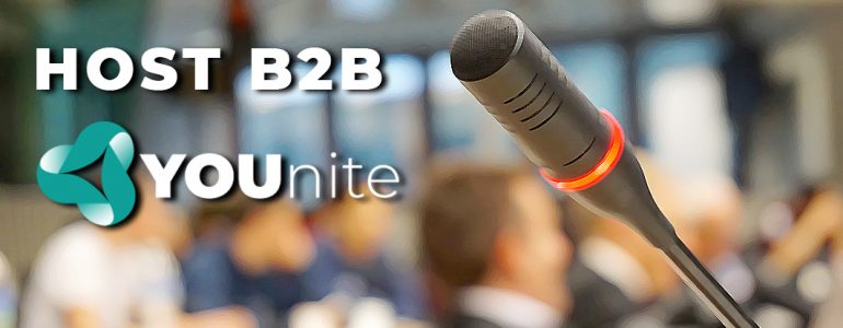#YOUnite HOST B2B
