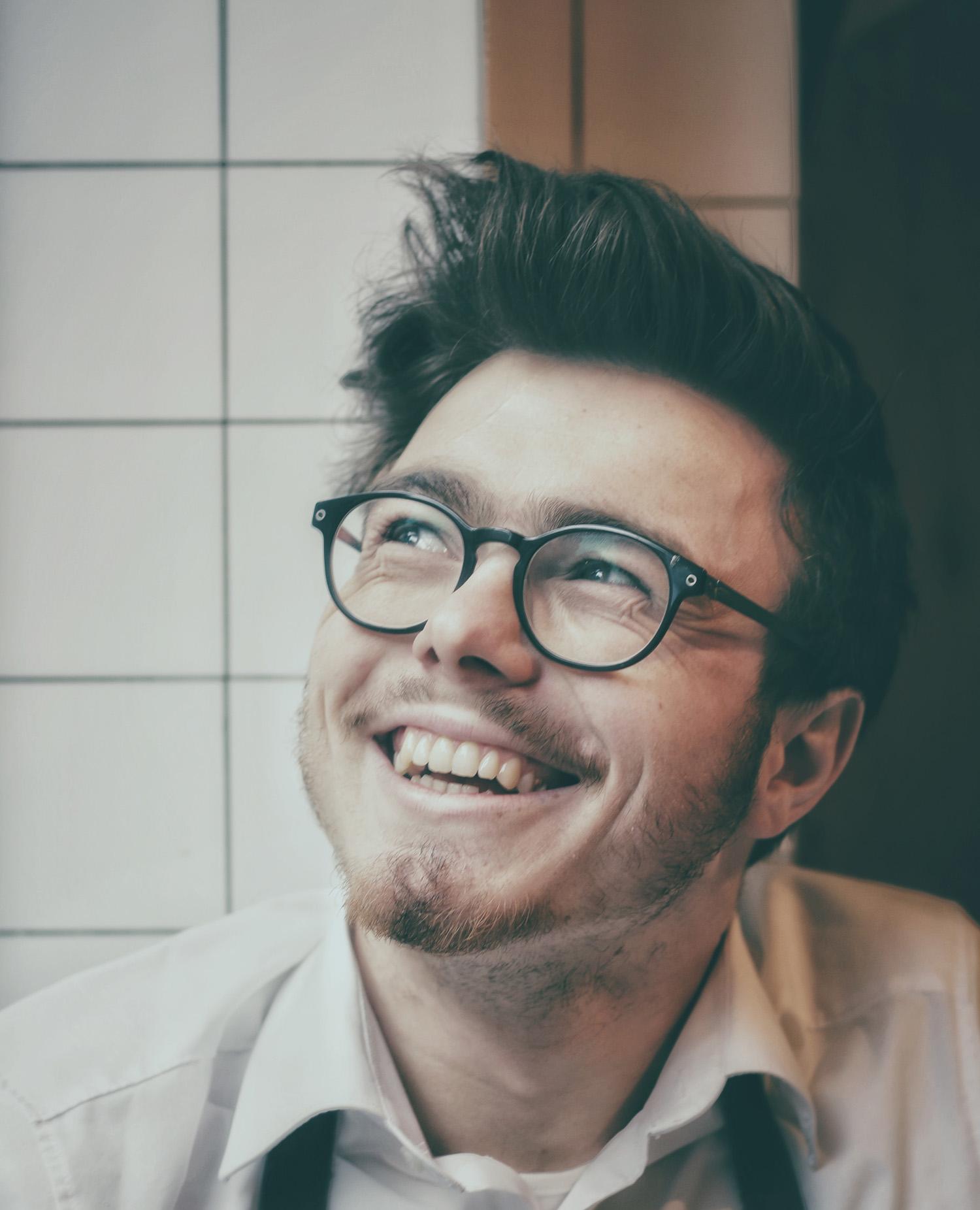Immagine di un ragazzo che sorride